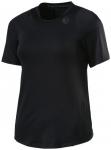 UNDER ARMOUR Damen Shirt UA RUSH SHORT SLEEVE, Größe XS in Schwarz