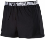 UNDER ARMOUR UNDER ARMOUR Damen Short Play Up Short 2.0, Größe S in Grau