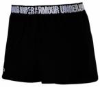 UNDER ARMOUR Damen Shorts UA Play Up, Größe M/D in Schwarz