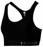 UNDER ARMOUR Damen Sport BH, Größe S in Grau
