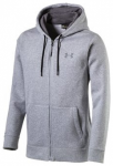 UNDER ARMOUR UNDER ARMOUR Herren Warm-up Top Threadborne FZ Hoodie, Größe S in