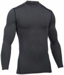 UNDER ARMOUR Herren Kompressions-Mock-Shirt UA ColdGear Armour, Größe XL in Gr