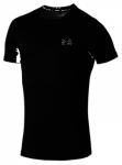UNDER ARMOUR Herren Shirt RAID SS, Größe S in Schwarz