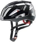 UVEX Fahrradhelm Quatro XC, Größe 52-57 in Schwarz