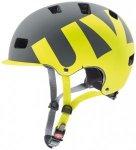 UVEX Radhelm hlmt 5 bike pro, Größe 58-61 in Gelb