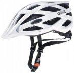 Uvex i-vo cc Fahrradhelm, Größe 52-57 in Weiß