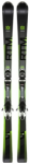 VÖLKL Kinder Racing Ski RTM 76 ELITE BLK/A.GREEN+VMOT 10 GW, Größe 161 in Sch