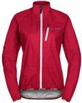 VAUDE Damen Jacke Drop Jacket III, Größe 38 in Indian Red