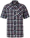 VAUDE Herren Hemd-Bluse Bessat Shirt II, Größe M in Grau