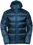 VAUDE Herren Jacke Men's Kabru Hooded Jacket III, Größe M in Blau