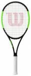 WILSON Tennisschläger Blade 101L - besaitet, Größe 1 in Schwarz