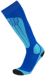 CEP Herren Skisocken Ski Thermo Socks, Größe V in Blau/Türkis