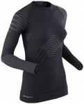 X-BIONIC Damen Shirt LADY INVENT UW SHIRT, Größe L in Grau
