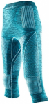 X-BIONIC Damen Tight LADY ACC_EVO MELANGE UW, Größe L/XL in Blau