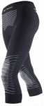 X-BIONIC Damen Tight LADY ENERGIZER MK2 UW, Größe L/XL in Grau