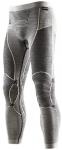 X-BIONIC Herren Tight APANI MERINO BY FASTFLOW, Größe 2XL in Grau