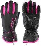 ZANIER Damen Handschuhe SEEFELD.ZX, Größe S in schwarz