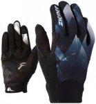 ZIENER Damen Handschuhe CECILY TOUCH, Größe 8.5 in Schwarz