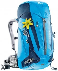 Deuter ACT Trail 28 SL Women turquoise-midnight Auslaufmodell Wanderrucksack