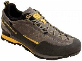 La Sportiva Boulder X Grey/Yellow Zustiegsschuh