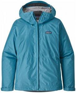Patagonia Torrentshell Jacket Women Hardshelljacke mako blue