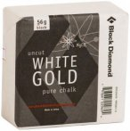 Black Diamond Solid White Gold Block 56 g