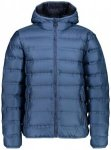 CMP Fix Hood Jacket Men Daunenjacke maiolica-b.blue
