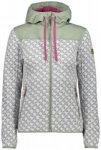 CMP Fix Hood Jacket Women bianco-ice