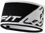 Dynafit Leopard Logo Headband Stirnband white
