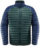 Haglöfs Essens Mimic Jacket Men Isolationsjacke mineral/tarn blue