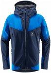 Haglöfs Roc Spire Jacket Men Gore-Tex Jacke Tarn Blue / Storm Blue