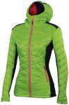 Karpos Burelon Jacket Women apple green-dark grey