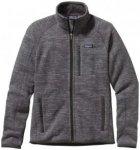 Patagonia Better Sweater Jacket Men Jacke nickel w/forge grey
