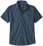 Patagonia Go To Shirt Men Hemd Stone Blue