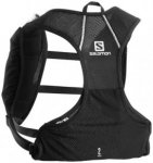 Salomon Agile 2 Set black Rucksack