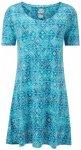 Sherpa Kira Swing Dress Damen Kleid neelo blue