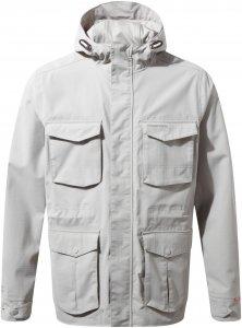 Craghoppers Nosilife Forester Jacket Outdoorjacke Herren beige M, Gr. M