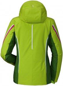 Schöffel Axams1 Skijacke Damen grün