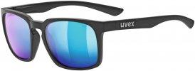Uvex lgl 35 Sonnenbrille schwarz