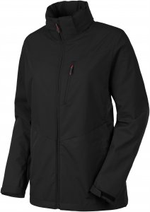 Salewa Fanes Clastic PTX 2L W Jacket Damen schwarz 46, Gr. 46