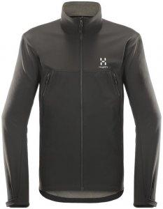 Haglöfs Gecko Jacket Men Softshelljacke Herren schwarz