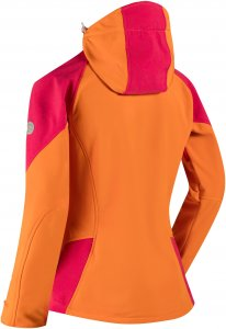 Regatta Desoto III Softshelljacke Damen orange