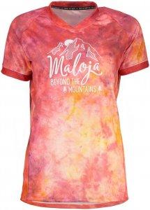Maloja WangM. Multi 1/2 Wms Funktionsshirt Damen orange S, Gr. S