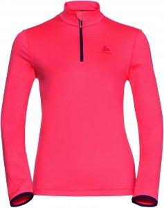 Odlo Alagna Midlayer 1/2 Zip women Fleece-Pullover Damen orange S, Gr. S