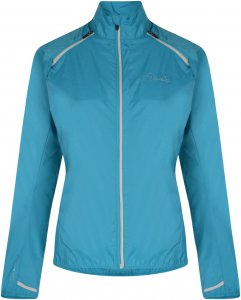 dare2b Wms Unveil II Windshell Sportjacke Damen blau 40, Gr. 40