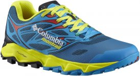 Columbia Trans Alps F.K.T. II men Running- und Walkingschuh Herren blau 43, Gr. 43