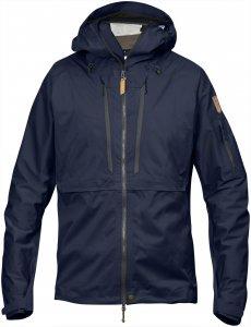 Fjällräven Keb Eco-Shell Jacket Outdoorjacke Herren dunkelblau