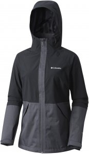 Columbia Evolution Valley Jacket men Wetterschutzjacke Herren schwarz M, Gr. M