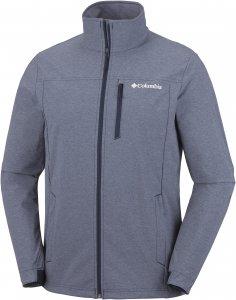 Columbia Heather Canyon Hoodless Jacket Softshelljacke Herren dunkelblau S, Gr. S