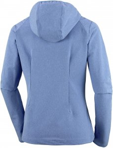 Columbia Heather Canyon Softshell Jacket Women Damen blau